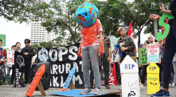 Climate Action: Youth-Led, Not Youth-Only