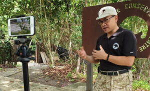 Wong Siew Te, Bornean Sun Bear Conservation Centre (c) BSBCC