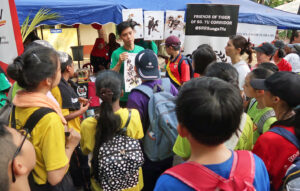 Educational activities involving volunteers and groups have been disrupted [Malaysian Nature Society Facebook]