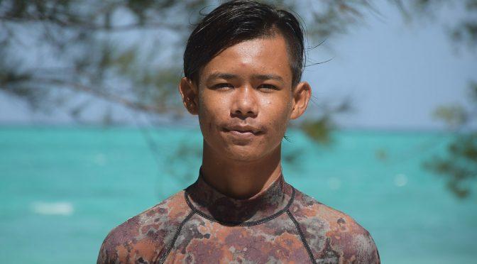 法祖尔 — 曼塔纳尼岛的潜水长新生代