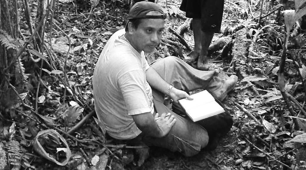 Balu Perumal, conservationist beloved of his charges. (Dylan Ng)