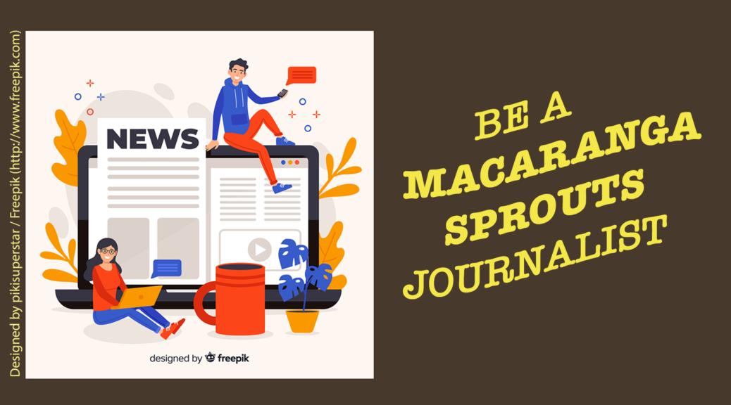 Join Macaranga Sprouts